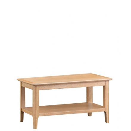 Newhaven Oak Coffee Table